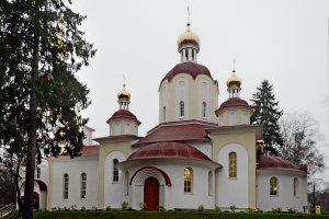 Храм св. бесср. Космы и Дамиана
